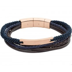Buy Fossil Men's Bracelet Vintage Casual JF02379791