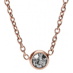 Buy Fossil Ladies Necklace Classics JF02533791