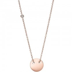 Buy Fossil Ladies Necklace Classics JF02566791