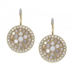 Buy Fossil Ladies Earrings Vintage Glitz JF02601710