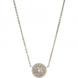 Buy Fossil Ladies Necklace Vintage Glitz JF02603710