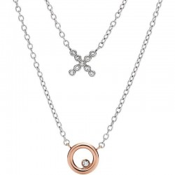 Buy Fossil Ladies Necklace Vintage Motifs JF02605998