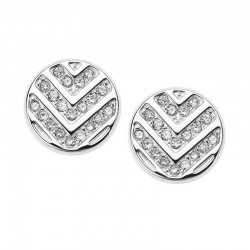 Buy Fossil Ladies Earrings Vintage Glitz JF02667040