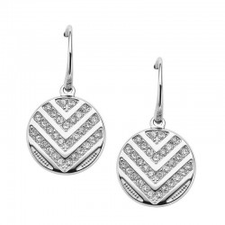 Buy Fossil Ladies Earrings Vintage Glitz JF02668040