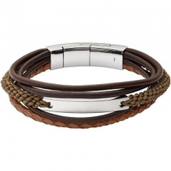 Buy Fossil Men's Bracelet Vintage Casual JF02703040