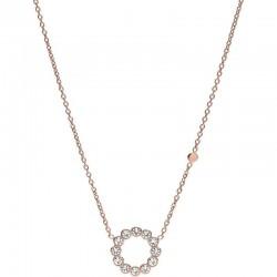 Fossil Ladies Necklace Vintage Glitz JF02743791