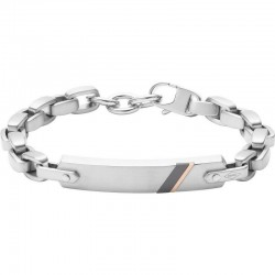 Buy Fossil Men's Bracelet Mens Dress JF02823040