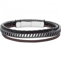 Buy Fossil Men's Bracelet Vintage Casual JF02828040