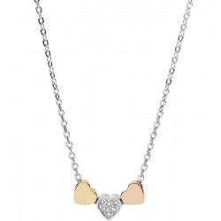 Buy Fossil Ladies Necklace Vintage Motifs JF02856998