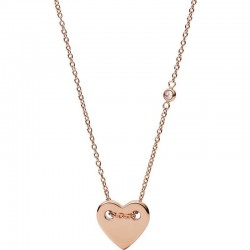 Buy Fossil Ladies Necklace Classics JF02868791