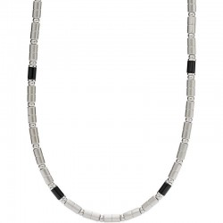 Buy Fossil Men's Necklace Mens Dress JF02927040