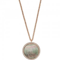 Buy Fossil Ladies Necklace Classics JF02952791