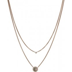 Buy Fossil Ladies Necklace Classics JF02953791