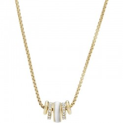 Buy Fossil Ladies Necklace Classics JF02957710