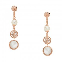 Buy Fossil Ladies Earrings Classics JF02958791