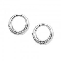 Buy Fossil Ladies Earrings Classics JF03014040