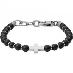 Fossil Men's Bracelet Mens Dress JF03121040