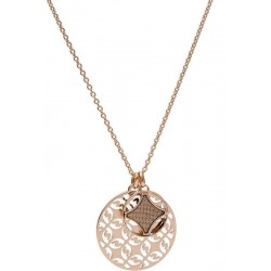 Buy Fossil Ladies Necklace Classics JF03197791