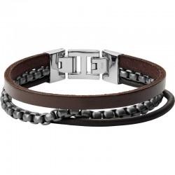 Fossil Men's Bracelet Vintage Casual JF03319998