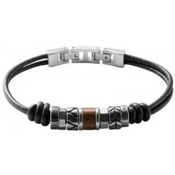 Fossil Men's Bracelet Vintage Casual JF84196040