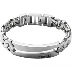 Buy Fossil Men's Bracelet Mens Dress JF84283040