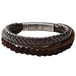 Fossil Men's Bracelet Vintage Casual JF85296040