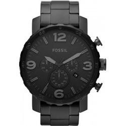 Fossil Men's Watch Nate JR1401 Chronograph Quartz