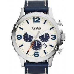 Fossil Men's Watch Nate JR1480 Chronograph Quartz