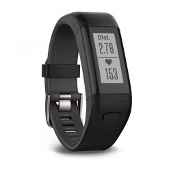 Garmin Unisex Watch Vívosmart HR+ X-Large 010-01955-33