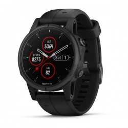 Buy Garmin Men's Watch Fēnix 5S Plus Sapphire 010-01987-03