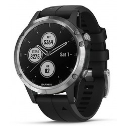 Buy Garmin Men's Watch Fēnix 5 Plus Glass 010-01988-11