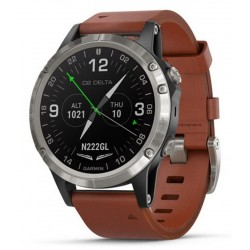 Buy Garmin Men's Watch D2 Delta Sapphire Aviator 010-01988-31