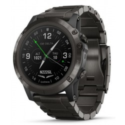Buy Garmin Men's Watch D2 Delta PX Sapphire Aviator 010-01989-31
