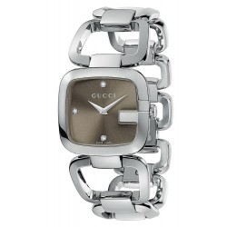 Buy Gucci Ladies Watch G-Gucci Medium YA125401 Quartz