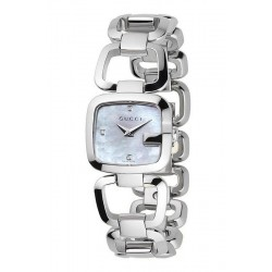 Buy Gucci Ladies Watch G-Gucci Small YA125502 Quartz