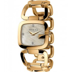 Buy Gucci Ladies Watch G-Gucci Small YA125513 Quartz