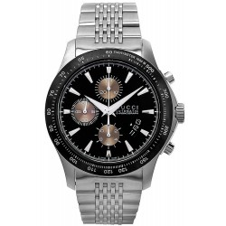 Buy Gucci Men's Watch G-Timeless XL YA126214 Automatic Chronograph