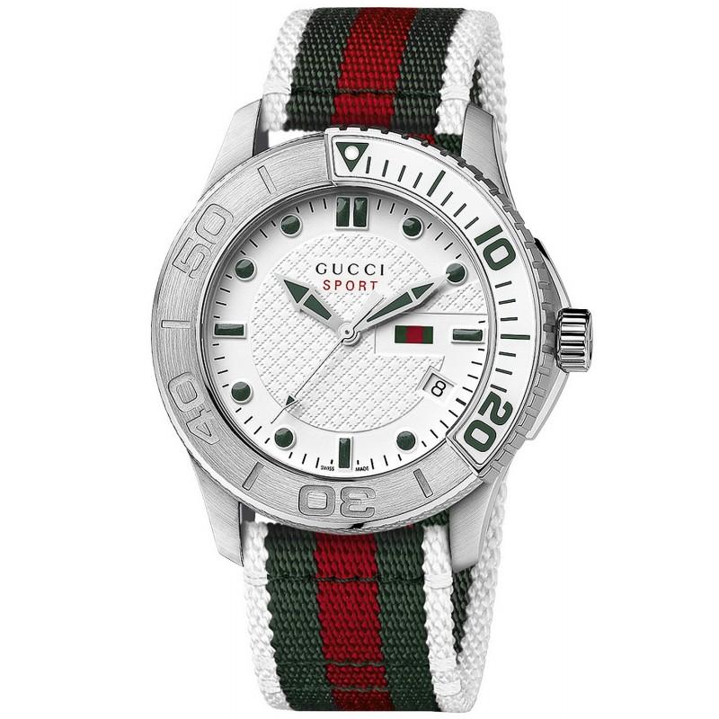 d592a8db555 Gucci Men s Watch G-Timeless Sport XL YA126231 Quartz - New Fashion ...
