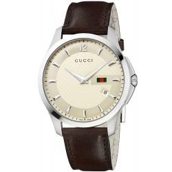 Gucci Men's Watch G-Timeless YA126303 Quartz