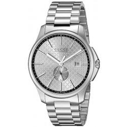 Buy Gucci Men's Watch G-Timeless Large Slim YA126320 Automatic