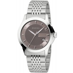 77302191c54 Gucci Unisex Watch G-Timeless Medium YA126406 Quartz