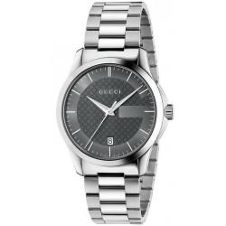 Gucci Unisex Watch G-Timeless Medium YA126441 Quartz