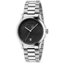 Gucci Unisex Watch G-Timeless Medium YA126460 Quartz
