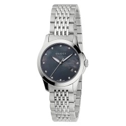 Buy Gucci Ladies Watch G-Timeless Small YA126505 Quartz