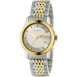 Buy Gucci Ladies Watch G-Timeless Small YA126511 Quartz
