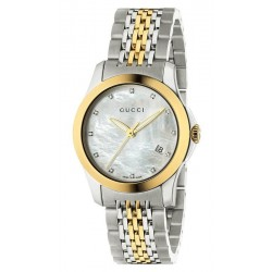 Buy Gucci Ladies Watch G-Timeless Small YA126513 Quartz