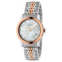 Buy Gucci Ladies Watch G-Timeless Small YA126514 Quartz