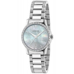 Buy Gucci Ladies Watch G-Timeless Small YA126525 Quartz