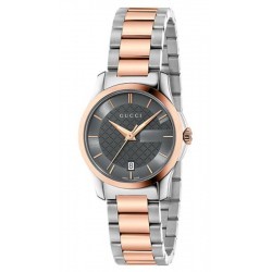 Buy Gucci Ladies Watch G-Timeless Small YA126527 Quartz