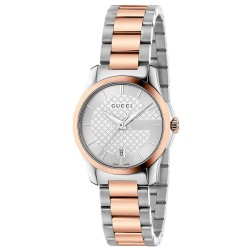 Buy Gucci Ladies Watch G-Timeless Small YA126528 Quartz
